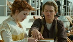 Scene from Titanic
