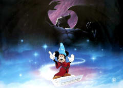 Scene from Fantasia