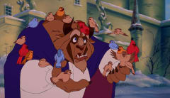 Image from Beauty and the Beast