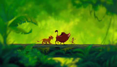 Image from The Lion King