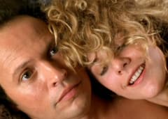 Scene from When Harry Met Sally