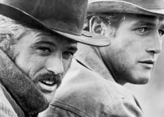 Still Frame from Butch Cassidy and the Sundance Kid