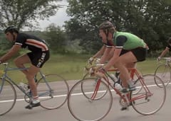 Scene from Breaking Away