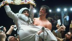 Scene from Rocky