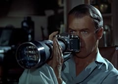 Cary Grant in Rear Window