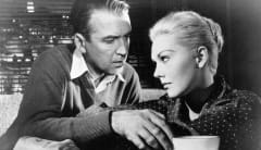 Scene from Vertigo