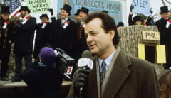 Scene from Groundhog Day