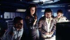 Scene from Alien