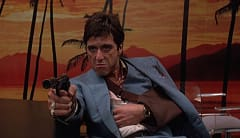 Scene from Scarface