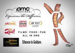 AMC Entertainment registered trademarks