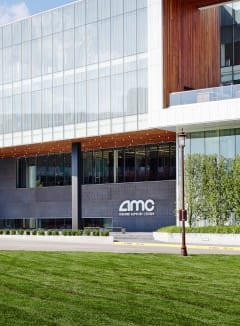 AMC Theatre Support Center in Leawood, Kansas