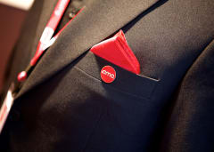 Suit Coat with AMC Logo