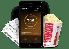 AMC Stubs Account