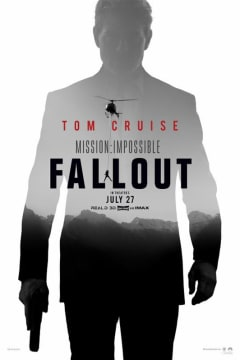 Mission: Impossible - Fallout Movie Poster