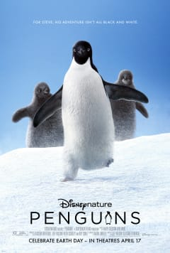 Penguins (Disneynature) Movie Poster