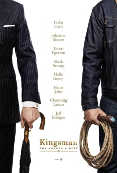 #12 KINGSMAN: THE GOLDEN CIRCLE