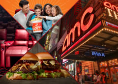 AMC Theatres Nationwide