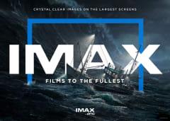 See Aquaman in imax