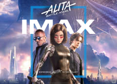 See Alita: Battle Angel in IMAX at AMC
