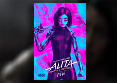 See Alita: Battle Angel in DOLBY Cinmea at AMC