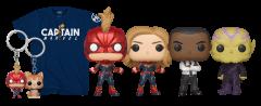Get Captain Marvel Merchandise at AMC Theatres