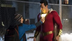 Shazam's Superpowers