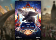 See Dumbo in Dolby Cinema at AMC