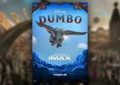 See Dumbo in IMAX at AMC