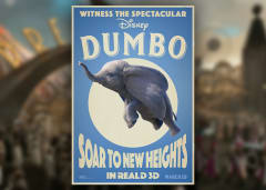 See Dumbo in RealD 3D at AMC