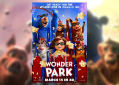 See Wonder Park in RealD 3D at AMC