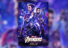 See Avengers: Endgame in RealD 3d at AMC