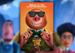 See Missing Link in RealD 3D at AMC