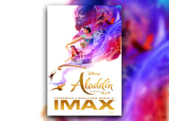 See Aladdin in IMAX at AMC