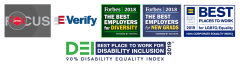 Best Employer Awards and Recognition Logos