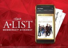 A-List Membership Giveaway
