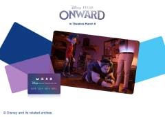 Disney Rewards Onward