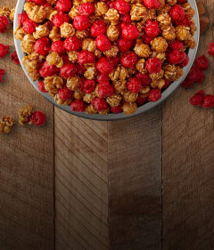 Caramel Apple Gourmet Popcorn
