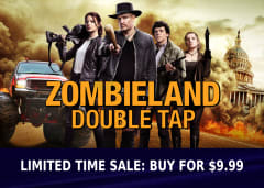 Zombieland Double Tap Limited Time Sale