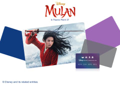 Disney Rewards Mulan