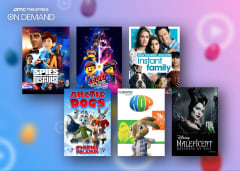 Easter Sale Family and Kids Movies