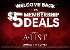 Get Your 1st Month of A-List for Only $5