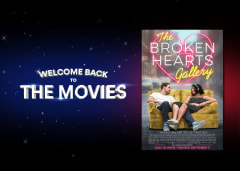Welcome Back to the Movies with The Broken Hearts Gallery