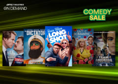 On Demand Comedy Sale Satire Movies
