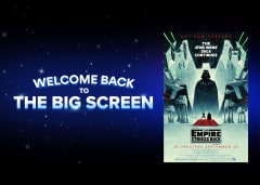 Empire Strikes Back 40th Anniversary