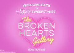 The Broken Hearts Gallery Sweepstakes
