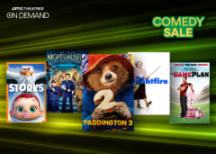 On Demand Comedy Sale Family Movies