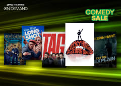 Comedy Movies On Sale