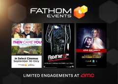 Fathom Events at AMC
