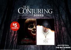Annabelle: Creation and The Nun at AMC