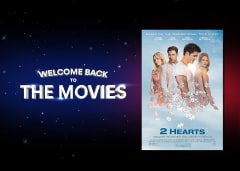 Welcome Back to the Movies - 2 Hearts